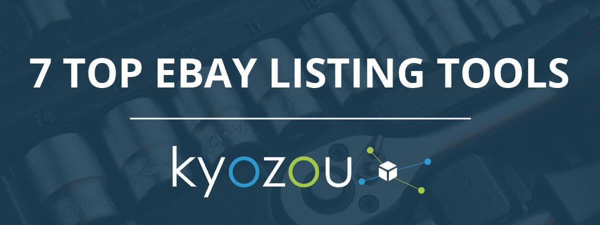 top ebay listing tools