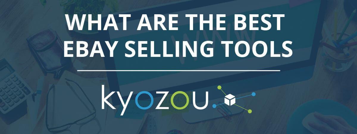 ebay selling tools
