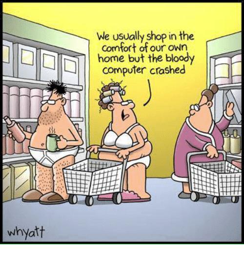 online selling joke