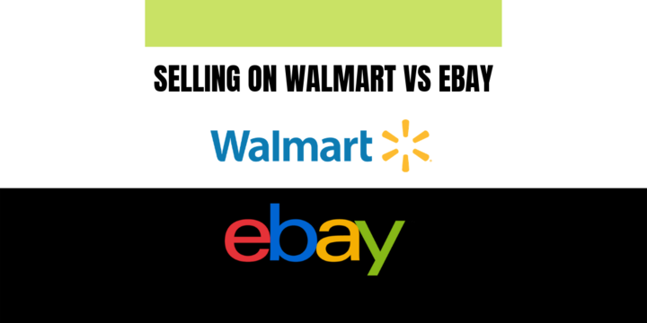selling on walmart vs ebay